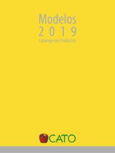 CATÁLOGO CATO 2021